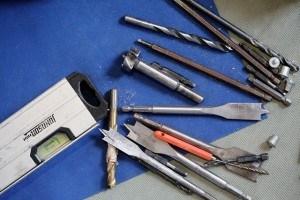 Reparatur von Gartengeräten - Werkzeug